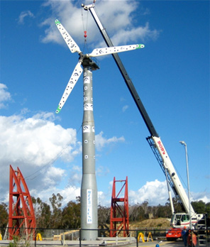NEESR-II A Seismic Study of Wind Turbines for Renewable Energy (WTRU)